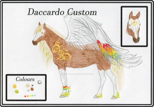 Daccardo Design - Gypsy Queen by TheShiranja