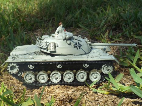 'Tiger' Tank by Were-Owl