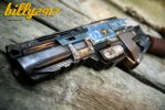 nerf sledgefire by billy2917