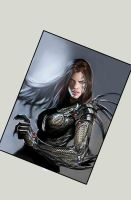 witchblade issue 122 by nebezial