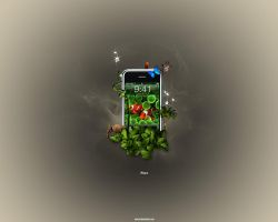 iphone by snmsnl