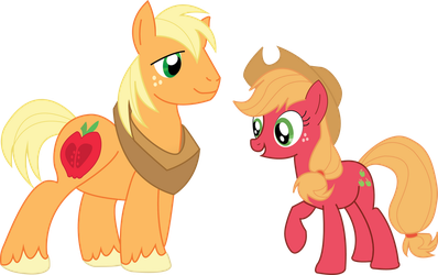 Palette swap: Applemac? by Hellswolfeh
