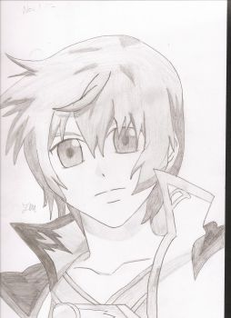 Asbel by cycoclash25