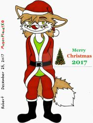 Merry Christmas 2017 by MugenPlanetX