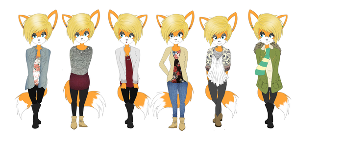 .:My Outfits:. by Cheezyem