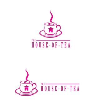 The House of Tea - logo by duhcoolies