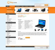 Webshop by Robke22