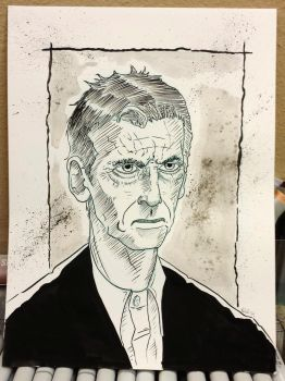 The Doctor by GeekyWhiteGuy