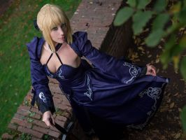 Saber Alter - Fate Grand Order by LadyDaniela89