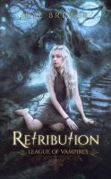 Book Cover IV - RETRIBUTION by MirellaSantana