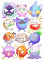 Well Rounded Pokemon