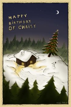 Happy birthday of Christ .dig by naeril