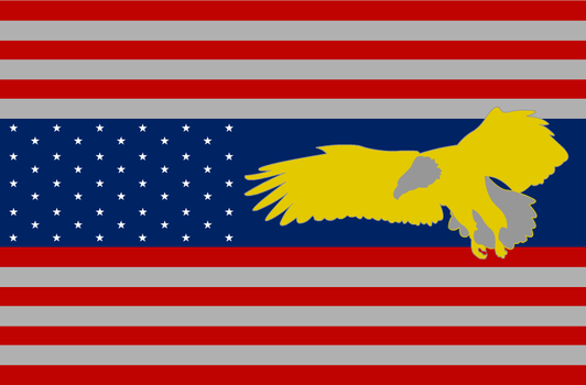 U.S. Flag redesign by Zifker