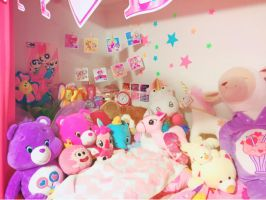 My room by honyaunicorn