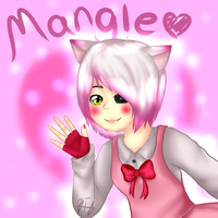 Mangle   FNAF   Re-Draw by betaxchanx3