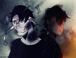 Darkiplier by Milk-Addicc