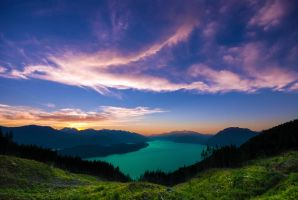 The Beauty Of The Lake by jasonwilde