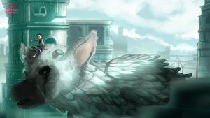 The Last Guardian by Parimak
