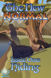 The New Normal - Issue One Title Page by SonicSpirit128