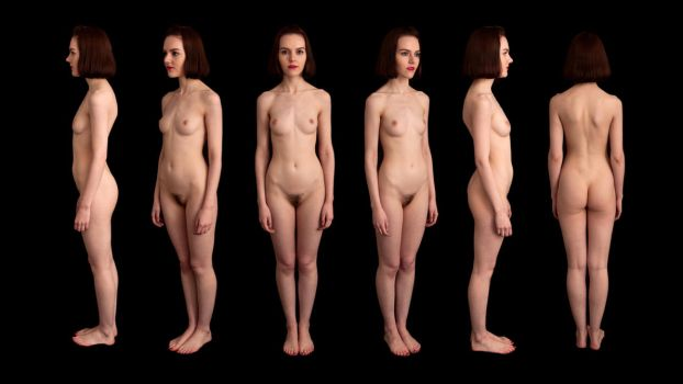 Orthagraphic-Nude by LexLucas