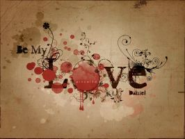 Be My Love by pincel3d