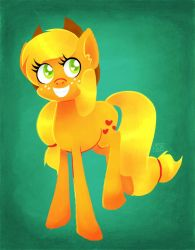 Good Ol' Applejack by SteveHoltisCool