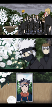 Gathered for Obito by OrangeBox01
