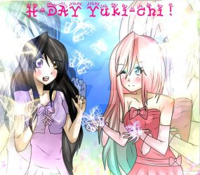 H-DAY Yuki-chi 2014!! by HarukoOC