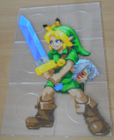 Kid Link (5,5k Artkal-Mini-Beads) by FTWBAmanojaku