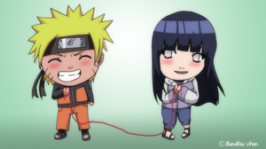 Naruhina's Red String by itanatsu-chan