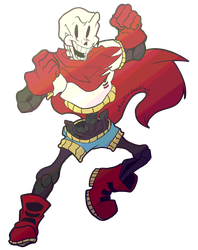 (August 2018) Transparent Papyrus by chaoticdoodler