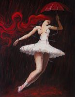 Love is A Dance in A Blood Bath by borda