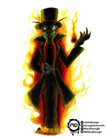 from hell - black hat - LINK FOR RB by daregindemone04