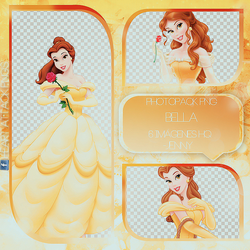Photopacks Bella Png's by JenniferBomerGrey