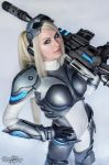 Nova - Heroes of the Storm by Kinpatsu-Cosplay