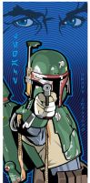 Boba Fett: Legacy by Randy-Martinez