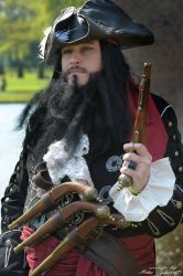 Edward Teach, BlackBeard Assassins Creed IV by DutchDarthMaul