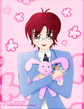 Pher is a Host at Ouran by PherAndromeda