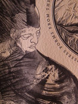 detail of Hermetic Worm by labornthyn