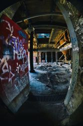5962, old AMCOR papermill. by thespook
