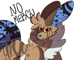 NO MERCU by CANDY-BEE