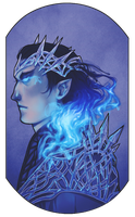 Silmarillion+Melkor by Leyla-Lovely