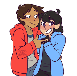 Klance by summer-draws