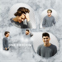 ONE DIRECTION PNG Pack #2 by LoveEm08