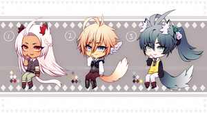 misc. 9 | adopt auction - CLOSED by SoukiAdopts
