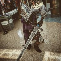 Abyss Watcher Cosplay AX2016 by saueron