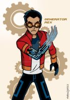 Generator Rex by 4eknight11