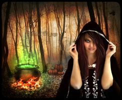 Witchcraft by mysteria-dl