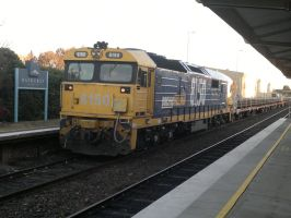 PN 8150 At Bathurst by docwinter