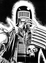 judge death the crime is life by sigma958